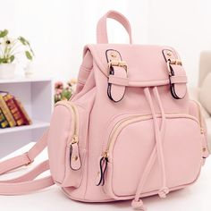 Lovely Cute Nice Pink Backpack