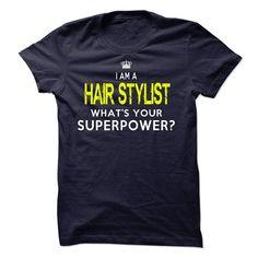 Im A/An HAIR STYLIST