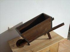 Carretillas de madera para el jardín | Bricolaje