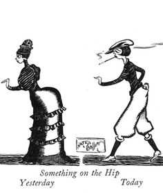 New Yorker Cartoons, America in the 1920s, Primary Sources for Teachers, America in Class, National Humanities Center