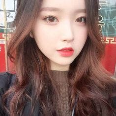 ナヒちゃん ✨ かわいい ~ ほんとに美人 ー #キムナヒ #オルチャン #かわいい #韓国 #ヨジャ