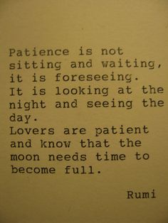 Rumi Love Quote Typed on Typewriter Frame Optional Poster Print on Etsy, $5.00