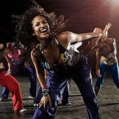 7 Fitness Progams with Cult Followings--LOVE Zumba!