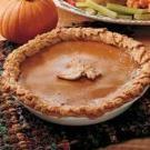 Apple Butter Pumpkin Pie Recipe | Taste of Home Recipes
