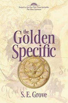 GOLDEN SPECIFIC. Thirteen-year-old Sophia Tims, with her friend Theo, continues to search for her parents, explorers who have vanished as the borders shift within a world transformed by the Great Disruption of 1799.