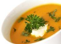Σούπα καρότο Carrot Soup, Thai Red Curry, Mashed Potatoes, Carrots, Ethnic Recipes, Food, Whipped Potatoes, Carrot, Smash Potatoes