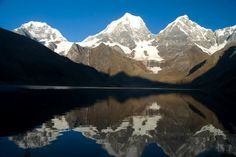 Nevado Yerupajá - Peru Autor: Luis Yupanqui