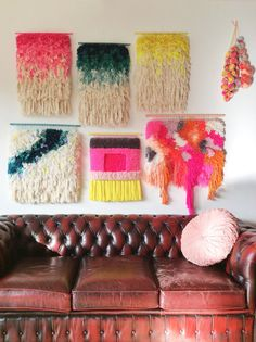 beautiful wall hangings