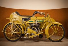 Matchless Model H sidecar combination (1922)