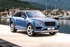 The Bentley Bentayga Diesel is Here to Drop some Jaws