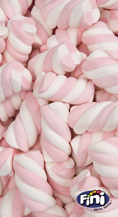 Ideas For Wall Paper Rosa Pastel Fofo Food Wallpaper, Pink Wallpaper, Screen Wallpaper, Pretty Pastel, Pastel Pink, Marshmello Wallpapers, Photo Fruit, Colorful Candy, Pink Candy