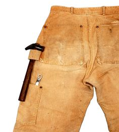 Cool Outfits, Casual Outfits, Men Casual, Work Pants, Carhartt, Vintage Denim, Work Wear, Overalls, Trousers