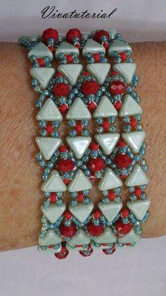 Tutorial Schoharie  Bracelet