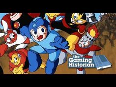 The Gaming Historian - YouTube