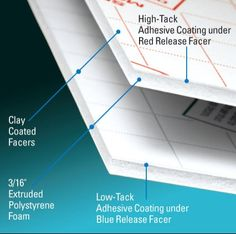 18 Best Self Adhesive Foamboards Images Adhesive Self Pvc Board