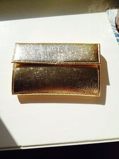 Vintage Women's Gold Rolfs Wallet by ItsallforHim on Etsy