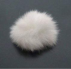 FreeShipping!!!the cony hair ball ,40mm size ,100/lot!!! $46.97
