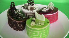 Domácí špičky plněné vaječným likérem: Jsou neodolatelné – Hobbymanie.tv Mini Cakes, Cooking Recipes, Pudding, Sweets, Homemade, Cupcakes, Desserts, Tv, Food