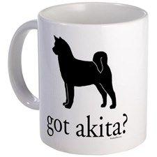 got akita? Mug