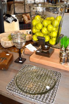 Tabletop Items From Sunny And Chair, Scottsdale, AZ