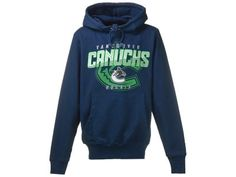 Vancouver Canucks NHL Youth Chrome Hoodie
