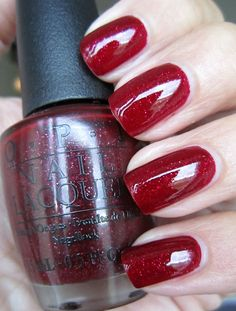 OPI - Mariah Carey Holiday Collection/2013 - Underneath the Mistletoe