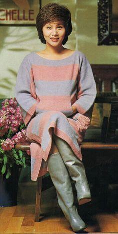 S,L, Fashions Women S Blouson Halter Crochet Dress Key: 6644248771 70s Fashion, Asian Fashion, Fashion Boots, Womens Fashion, Fashion Ideas, Grey Boots, Brown Boots, Girl Empowerment, Power Dressing