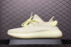 1f7bbc6ee15 2018 adidas Yeezy Boost 350 V2 Butter Yellow F36980 Hot