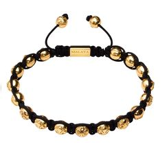 Nialaya - KRMA - Men's Gold Bracelet. Browse the collection today at krma.com! #Nialaya #krma #hellokrma #spring #fashion #springfashion #springseason #2013 #new #trend #trendsetter #fashionista #musthave #loveit #love #needit #jewelry #jotd #potd #designer #gold #diamond #diamonds #necklace #bracelet #ring #earrings #armswag #armparty #armcandy #wishlist #crystal #amethyst #buddha #buddhacharm #buddhabracelet #mensfashion #gq #mensjewelry #mensstyle #mensaccessories