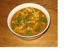 Indian Recipes - Chicken Curry - Kozhi Kulambu