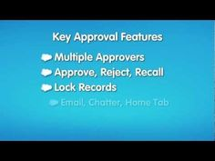 Salesforce.com Automation: Workflow & Approvals - YouTube