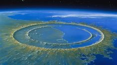 Around 65.5 million years ago a 10-km wide asteroid crashed into the Yucatan Peninsula in Mexico, suddenly altering all life on the planet.