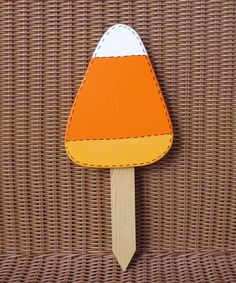Candy Corn Wooden Yard Sign by craftsbycathe on Etsy https://www.etsy.com/listing/127212706/candy-corn-wooden-yard-sign
