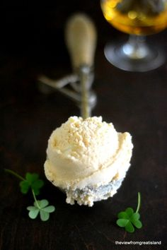 Irish Whiskey Ice Cream
