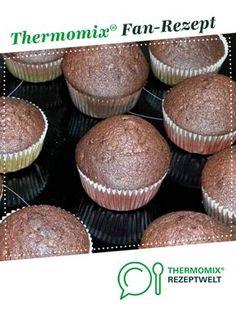 Schokomuffins von Fa-Gie. Ein Thermomix ® Rezept aus der Kategorie Backen süß auf www.rezeptwelt.de, der Thermomix ® Community.