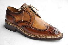 Bettanin & Venturi: Handmade Shoes with Norvegese Construction