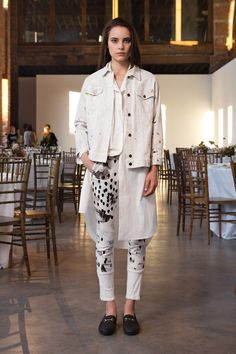 Rachel Comey Spring 2014 Ready-to-Wear Collection Slideshow on Style.com