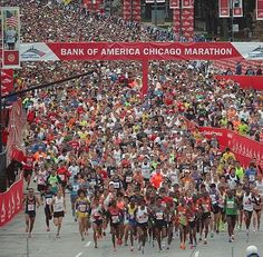 One of the great sites in Athletics: the mass start of a major marathon  Follow us use hashtag #wonderfulrunning and join the movement  via @thefilmtranscend