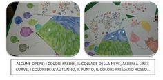 Pedagogia e didattica: un blog: Anche in prima si può fare arte
