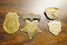 3 Vintage GAR Civil War Veterans Medals -  3 Civil War GAR Encampment Medals 1895 - 1896 - 1914 - Great Find! by EagleDen on Etsy
