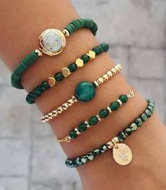 - ✔ Jewelry Making Necklace Ideas – ✔ Jewelry Making Ne - Bead Jewellery, Jewellery Storage, Boho Jewelry, Jewelry Gifts, Beaded Jewelry, Jewelry Bracelets, Jewelry Accessories, Fashion Jewelry, Necklace Storage