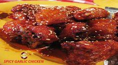 """""""Enjoy Spicy Garlic Chicken at Golden Joy Kolkata's Best Chinese Restaurant."""""""