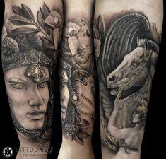 Ink Man Tattoo Studio Budapest #inkmantattoostudio #budapestattoo #tetoválás #tattoo #tattoos #armtattoo #colortattoo #blacktattoo Tattoo Studio, Budapest, Tattoo Artists, Portrait, Tattoos, Ceiling, Tatuajes, Men Portrait, Tattoo