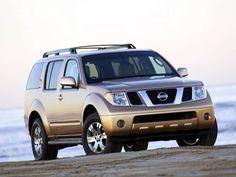 Отзывы о Nissan Pathfinder (Ниссан Пасфайндер)