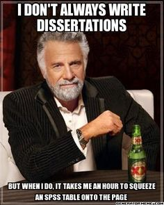 funny quotes about dissertation