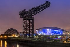 The Hydro (Scotland's new home of live events in the forefront) and SECC