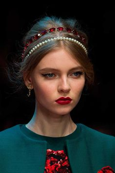 Best Hair MFW A/W 2015 | Fashion, Trends, Beauty Tips & Celebrity Style Magazine | ELLE UK