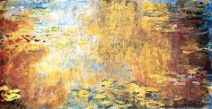 Glycines  - Monet Claude (1840-1926) - STAMPA SU TELA € 23,38