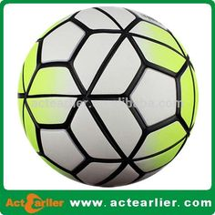 Cheap custom design printed no stitched laminated soccer ball for training