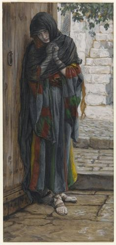 The Repentant Mary Magdalene (Madeleine répentante) : James Tissot : Free Download & Streaming : Internet Archive